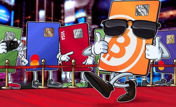 В Италии BTC опередил Visa и MasterCard