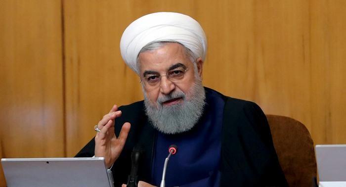 Хасан Рухани, президент Ирана