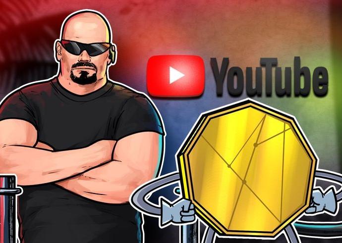 YouTube блокирует видео по криптовалютам