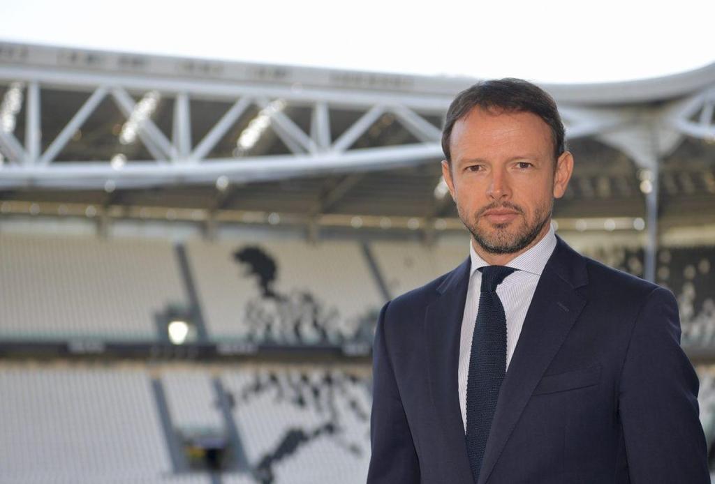 Коммерческий директор клуба Ювентус Джорджио Риччи
