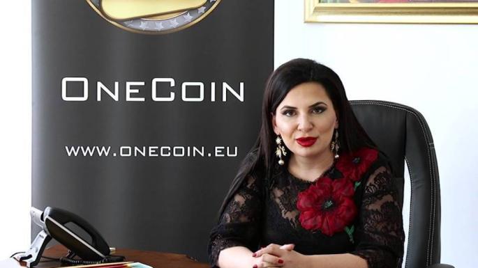 Руджа Игнатова, соучредитель OneCoin