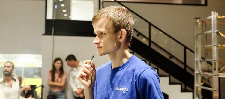 Виталий Бутерин, создатель Ethereum