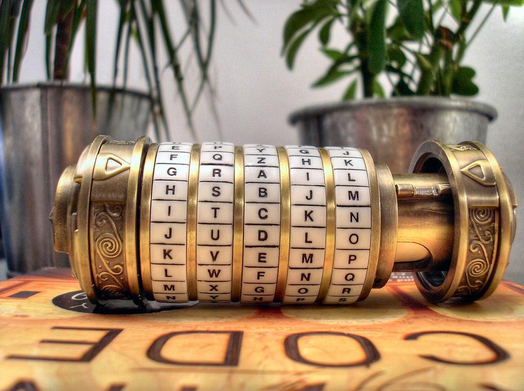Криптография насчитывает тысячелетнюю историю