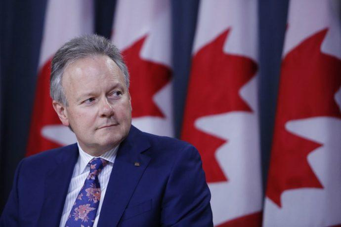 Стивен Полоз, глава канадского Центробанка