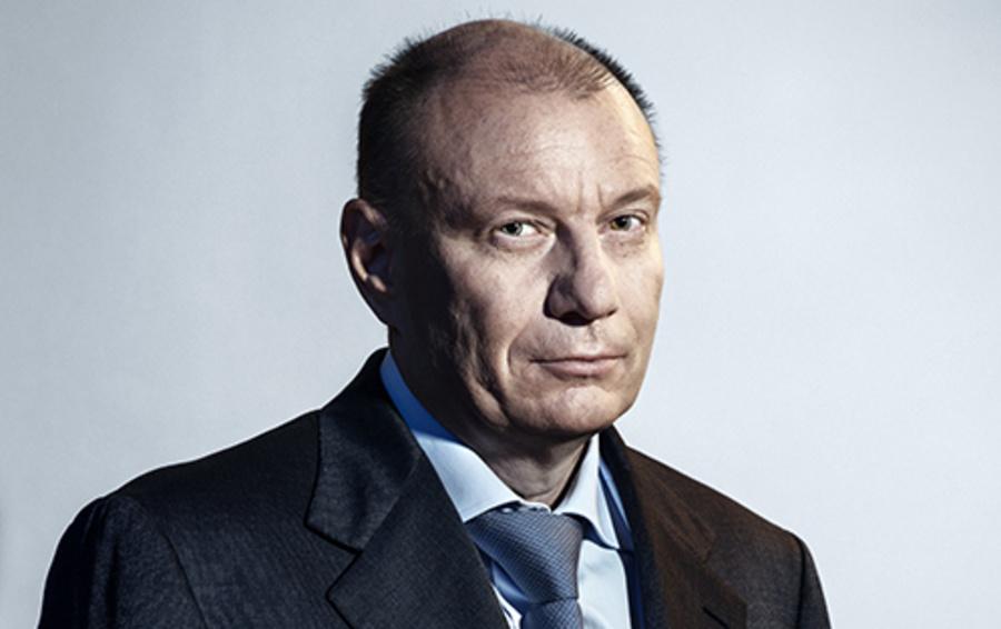 Владимир Потанин, главный акционер и руководитель Норникеля