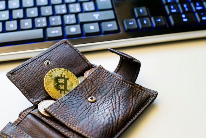 Коротко о биткоин-кошельке
