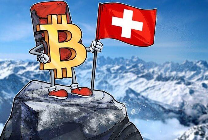 В Швейцарии можно будет платить налоги в BTC
