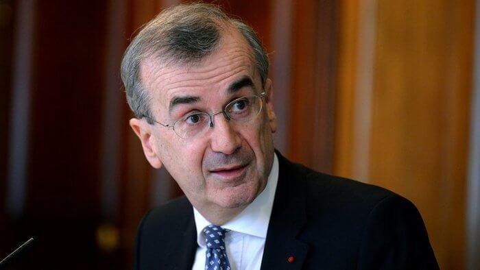 Франсуа Виллеруа де Гало, глава французского Центробанка
