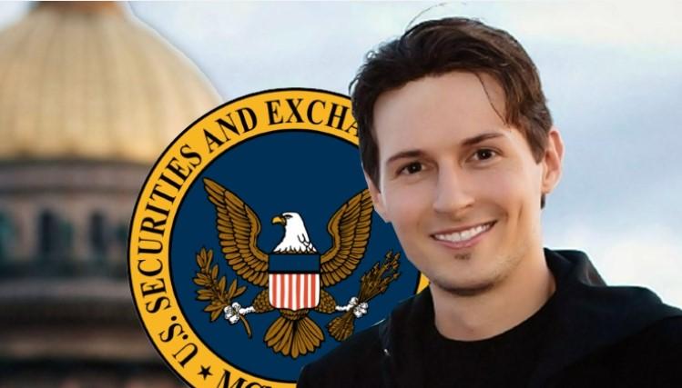 Павел Дуров, создатель проекта TON