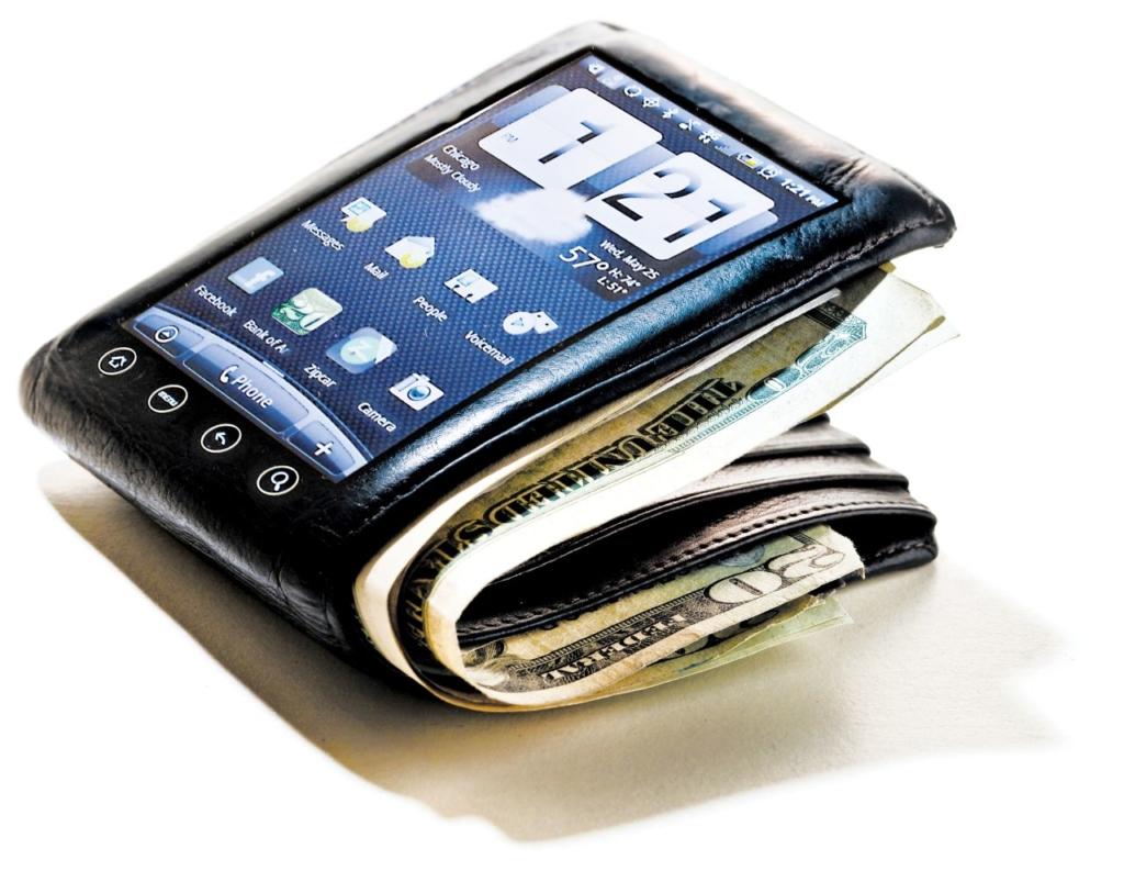 Мобильные кошельки для криптовалют