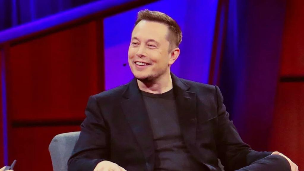 Илон Маск, глава компаний Tesla и SpaseX