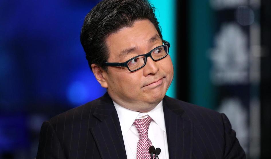 Том Ли, соучредитель Fundstrat Global Advisors