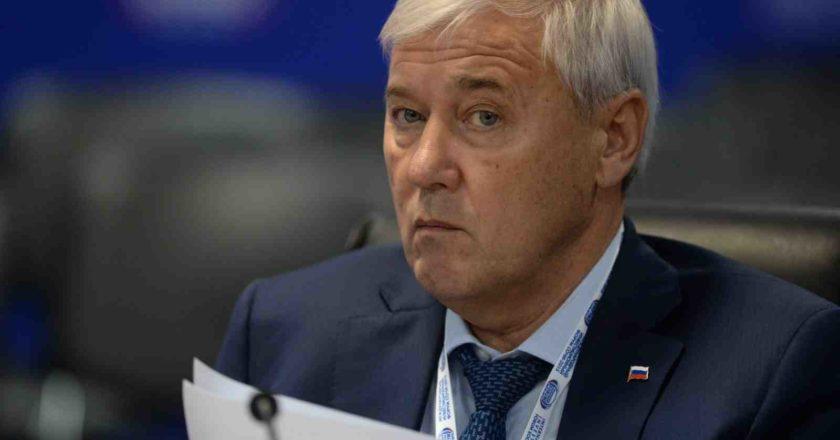 Анатолий Аксаков, глава комитета Государственной думы по финансовому рынку