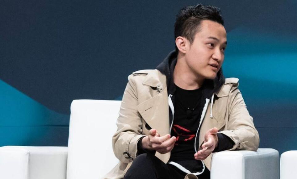 Джастин Сан, генеральный директор компании Tron