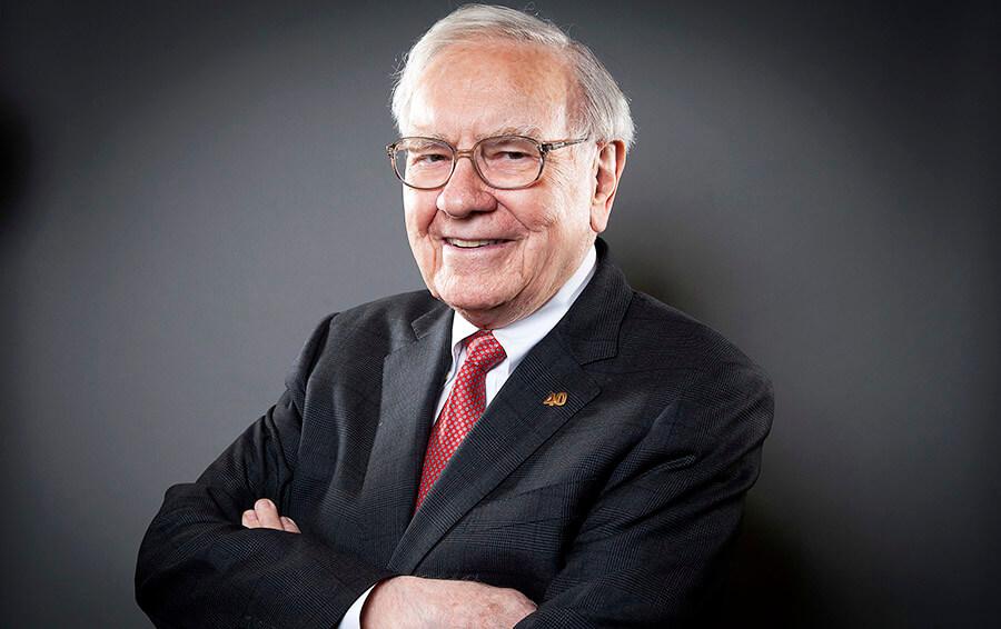 Уоррен Баффет, американский предприниматель, миллиардер