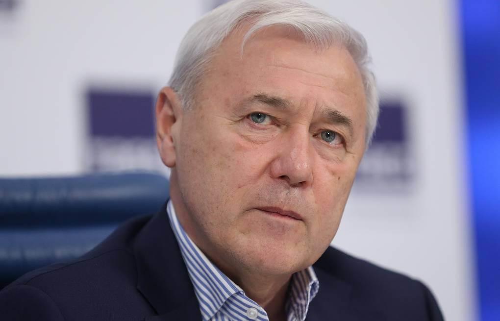 Анатолий Аксаков, глава думского комитета по финансовому рынку