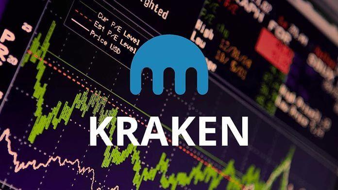 биржа Kraken