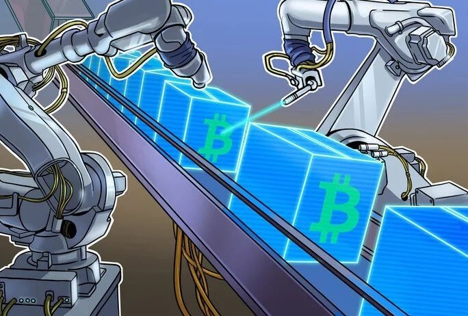 Объем транзакций Bitcoin снизился до рекордного минимума