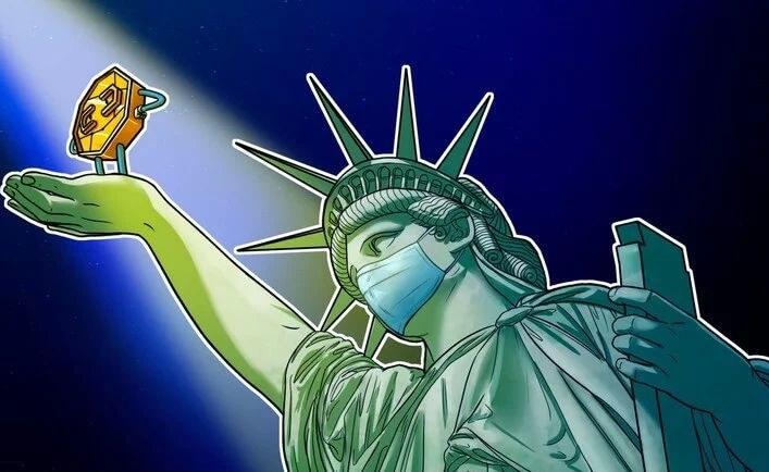 Как в США криптовалюта поможет в борьбе с коронавирусом?