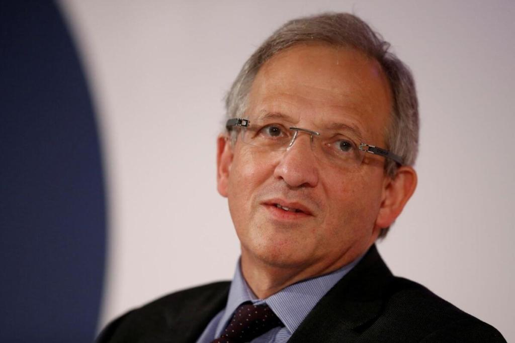 Джон Канклифф, заместитель управляющего отдела финансовой стабильности Центробанка Великобритании