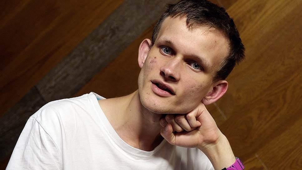 Виталик Бутерин, сооснователь Ethereum