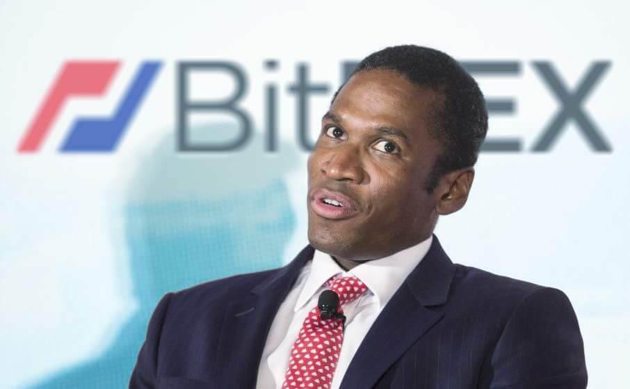 Артур Хейс, генеральный директор и соучредитель биржи Bitmex
