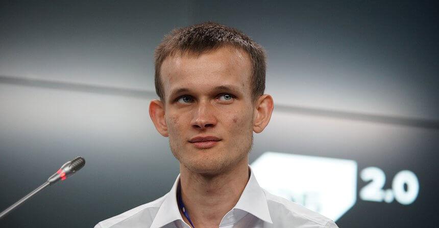 Виталик Бутерин, основатель сети Ethereum