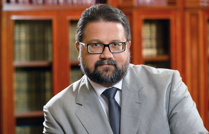 Алексей Гузнов, руководитель юридического департамента ЦБ
