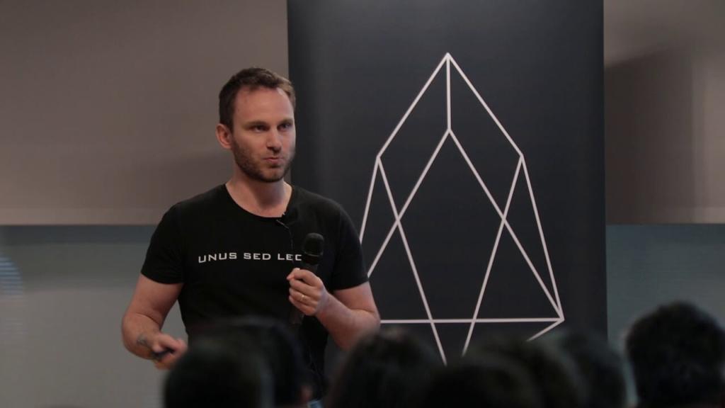 Паоло Ардуино, гениральный директор Bitfinex
