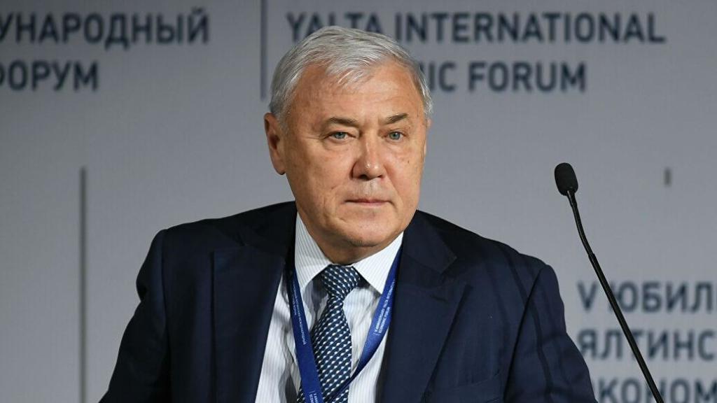 Анатолий Аксаков, глава думского комитета по финансовому рынку России