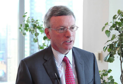 Альфред Келли, глава компании Visa