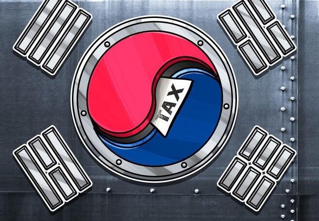 Налог на криптовалюту вводят в Южной Корее