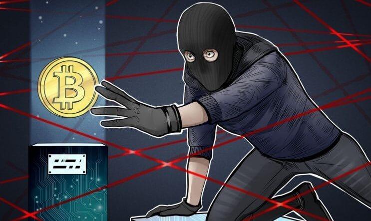Как хакеры обворовали биржу Cashaa на 336 BTC?