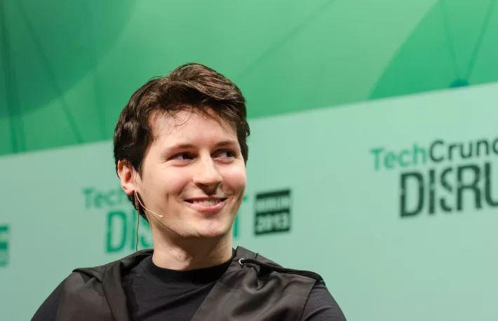 Павел Дуров, Telegram CEO