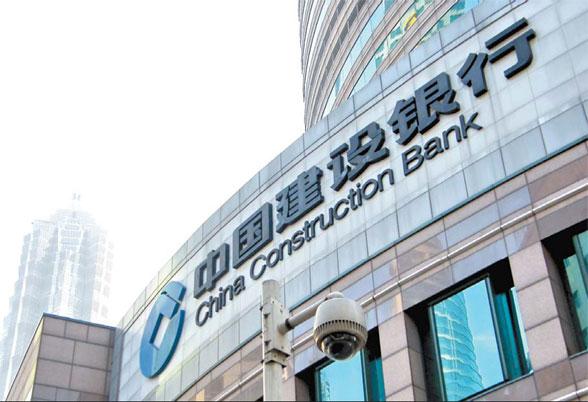 China Construction Bank, один из крупнейших банков Китая
