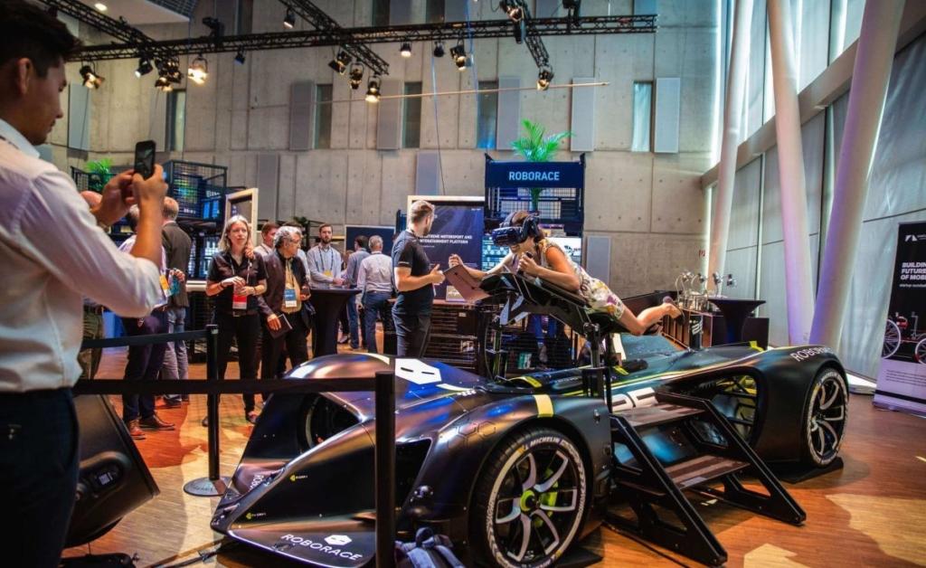 Фото с мероприятия Startup Autobahn Expo