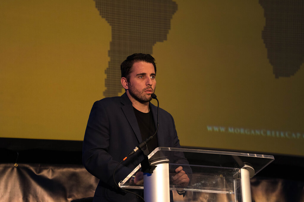Энтони Помплиано, соучредитель Morgan Creek Digital